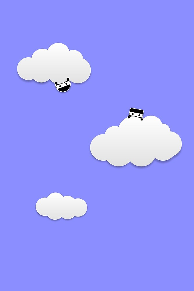 Cloud Ninjas by Josh Bush