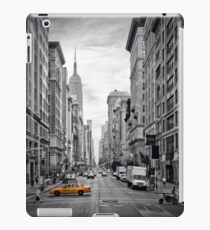 Urban 5th Avenue NYC  iPad Case/Skin