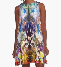 Astral Projection  A-Line Dress