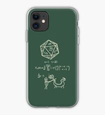 Call the Dungon Master iphone case