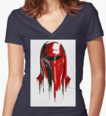 Emperors Imperial Guard - Star Wars Women's Fitted V-Neck T-Shirt