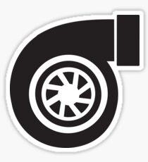 Turbo! Sticker
