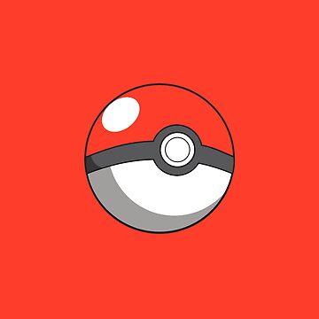 pokeball design by BraDalli
