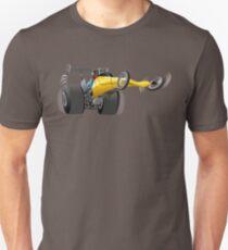 Cartoon dragster Unisex T-Shirt