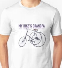 OLD BICYCLES 2 Unisex T-Shirt