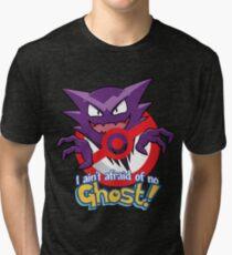Haunter Busters! Tri-blend T-Shirt