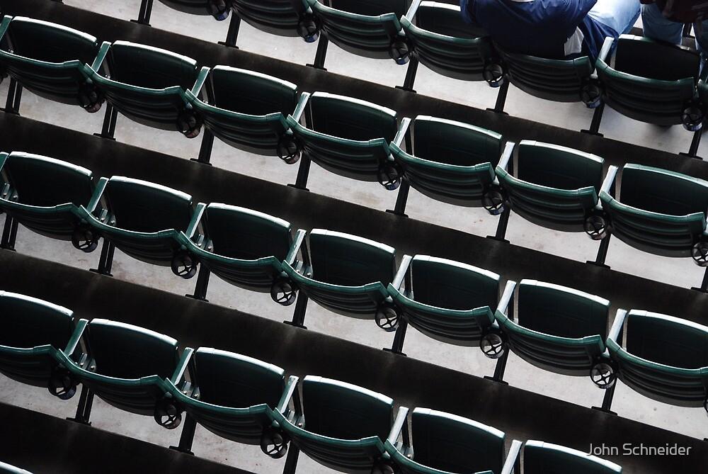 Seating... by John Schneider