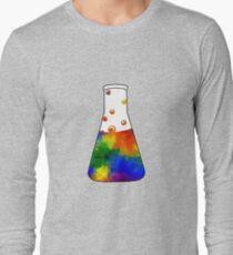Rainbow Erlenmeyer T-Shirt
