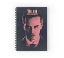 Moriarty Spiral Notebook
