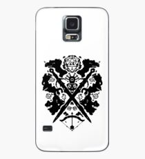 Roleplaying Rorschach Case/Skin for Samsung Galaxy