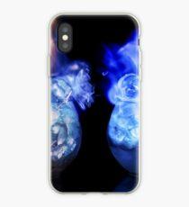 Vinilo o funda para iPhone Ragnarök y The Rise of Fire and Ice