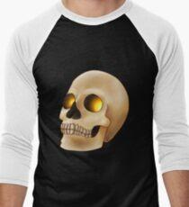 Wisecracking Bonehead Men's Baseball ¾ T-Shirt