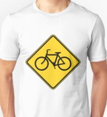 Bicycle Crossing T-Shirt