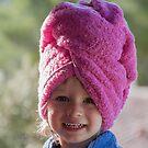 My first head towel by Alex  Motley