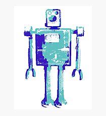 Robot Robot Photographic Print