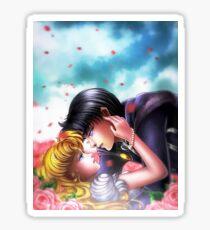 Love Beyond Time Sticker