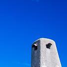 Chimney in the azur by Alex  Motley