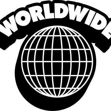 Worldwide by WCGross