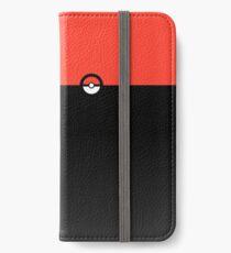 Pokemon trainer iPhone Wallet/Case/Skin