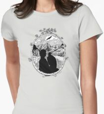 Mother Nature's Son Womens Fitted T-Shirt