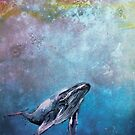 Humpback Whale by PatinoDesign