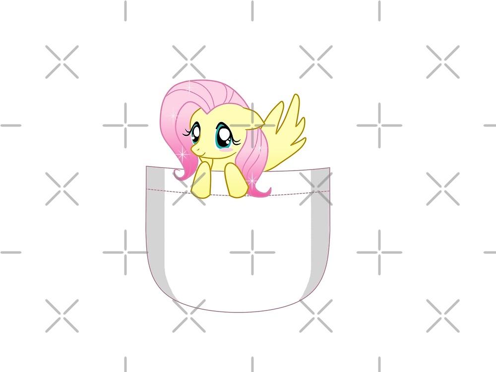 Pocket Fluttershy by GeekyAngel