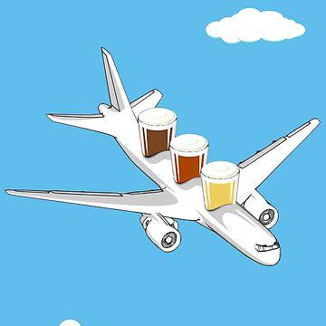 Beer Flight by martinhm