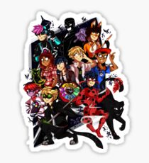 Tales Of Ladybug and Chat Noir Sticker