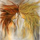 Feminine Spirit 2 by Linda Woodward