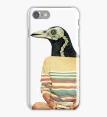 Crow head iPhone Case/Skin
