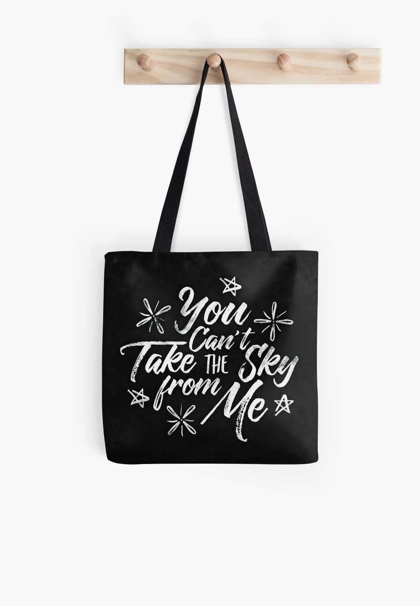 You Can't Take The Sky From Me by Jess Thompson