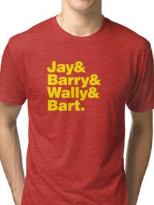 Flash Family Tri-blend T-Shirt