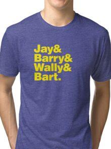 Flash Family Tri-blend T-Shirt