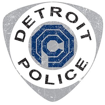 Detroit Police - Robocop by medallion