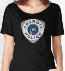 Detroit Police - Robocop Women's Relaxed Fit T-Shirt