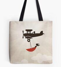 My Tuesday Dream - Umbrella Fantasy Tote Bag
