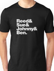 FF- Reed, Sue, Johnny & Ben T-Shirt