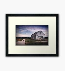 Earthbound Framed Print