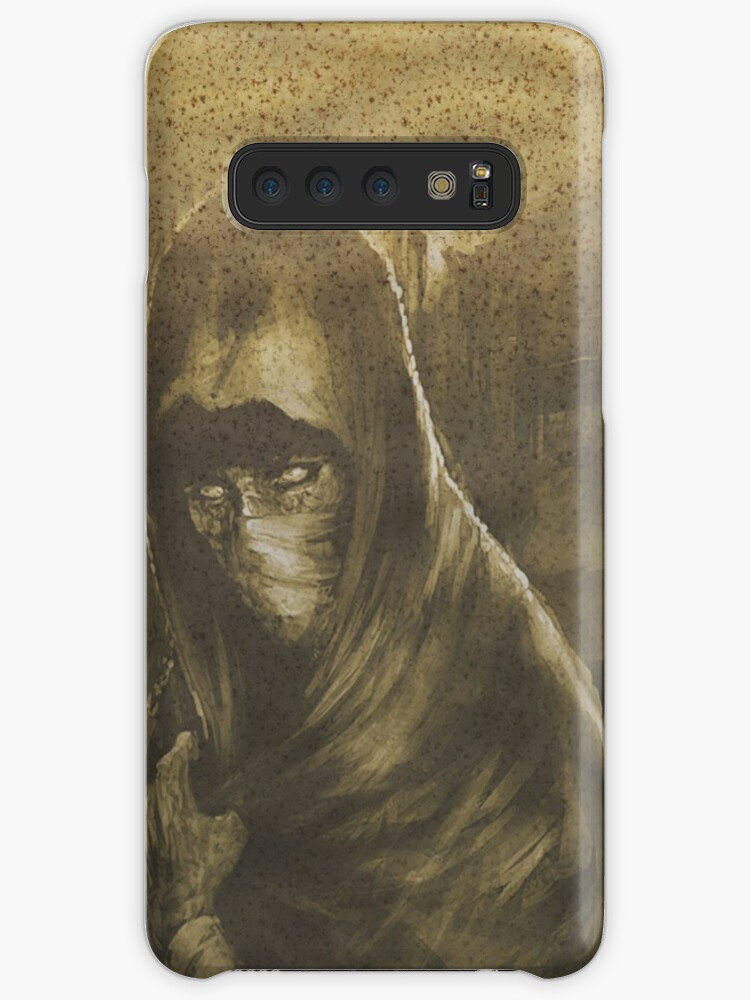 A Curse Upon You! Samsung S10 Case