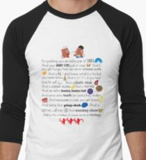 Mr. and Mrs. Potato Head T-Shirt