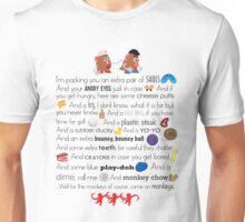 Mr. and Mrs. Potato Head Unisex T-Shirt