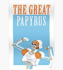THE GREAT PAPYRUS Poster