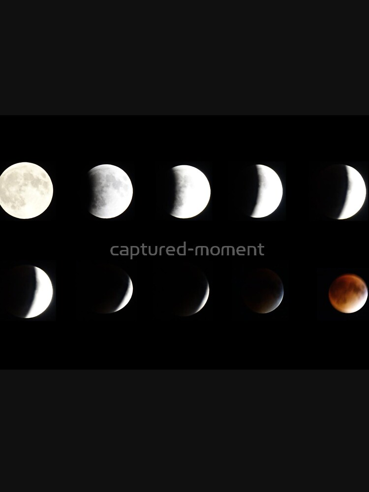 Supermoon Lunar Eclipse by captured-moment