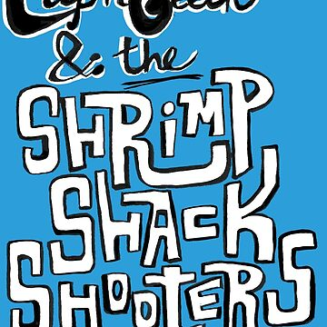 Cap'n Geech and the Shrimp Shack Shooters by pizzakeicute