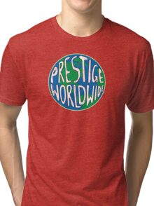 Vintage Prestige Worldwide Tri-blend T-Shirt