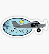 Emcinco - Maule 5 Sticker