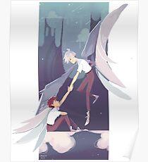 Kawoshin - Neon genesis Evangelion Poster