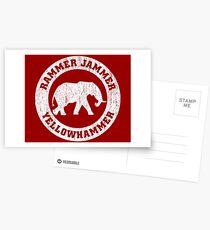 Vintage Rammer Jammer Postcards