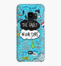 The Fault in Our Stars Collage Case/Skin for Samsung Galaxy
