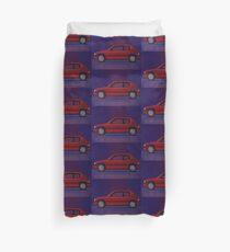 Peugeot 205 GTI Painting Duvet Cover